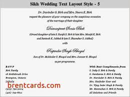 sikh wedding card sikh wedding card templates 15 magnificent sikh wedding
