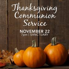 thanksgiving communion service mt bethel united methodist church