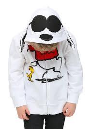 snoopy christmas sweatshirt toddler boys peanuts joe cool costume zip up hoodie