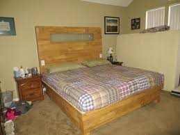 King Size Platform Bed Woodworking Plans by 109 Best Platform Bed Plans Images On Pinterest Bed Plans