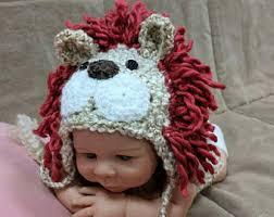 Etsy Newborn Halloween Costumes Newborn Lion Costume Etsy