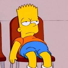 Bart Simpson Meme - mmm the simpsons expression pinterest cartoon memes and