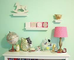 hazel u0027s nursery a mint gold and pink nursery tour paper spark