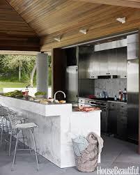 Outdoor Kitchen Designer 20 Outdoor Kitchen Ideas Stainless Steel Cabinets