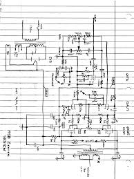 80w parallel push pull amplifier the schematic for guts of is