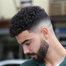 haircuts and hairstyles for curly hair beautiful hairstyles for curly hair men photos styles ideas 2018