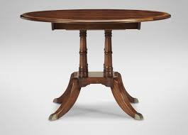 Dining Tables  Dining Room Tables That Seat  Or More - Ethan allen maple dining room table
