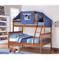 Bunk Beds Tents Bunk Bed W Tent Kit 1223e Light