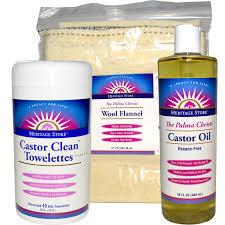 castor oil iherb com