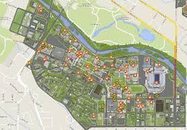 State College Map by Boise State Rolls Out New Online Campus Map Tours Update