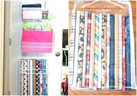 christmas wrap storage wrapping paper storage ideas best g paper storage ideas on gift wrap