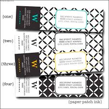 free address label templates microsoft word sample labels wedding