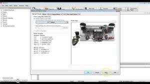vex robotics led lights traffic light program youtube