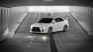 black mitsubishi lancer mitsubishi lancer evolution x wallpaper
