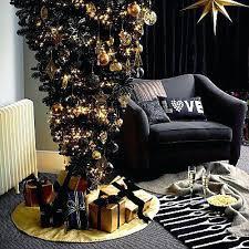 Black Christmas Tree Uk - upside christmas tree u2013 instavite me