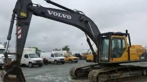 volvo ec290 lc ec290lc excavator service repair manual instant