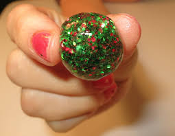 how to make glitter bouncy balls easy