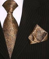 designer krawatten krawatten und fliegen in braun für herren ebay
