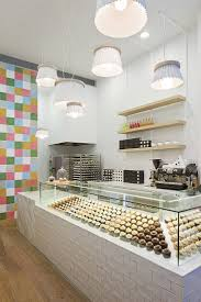 56 best travel agency interior images on pinterest travel agency shop counter design at cool design of joy cupcake shop in melbourne australia by mim design