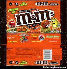 a little m u0026m u0027s halloween historical packaging evolution