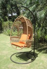 hanging wicker swing chair the most new design pe wicker hanging