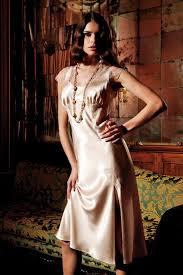 satin nightdress coemi vintage style