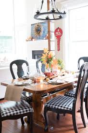 Simple Thanksgiving Table Settings Simple Ideas For A Thanksgiving Table Finding Home Farms