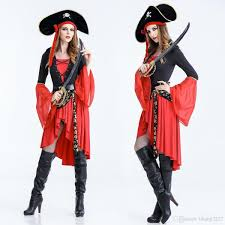 sale female cruel seas captain buccaneer pirate cosplay