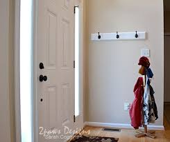 get hung up on a custom coat rack 2paws designs