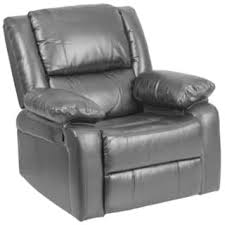 Grey Leather Recliner Recliner Chairs U0026 Rocking Recliners Shop The Best Deals For Dec