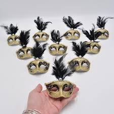 mask for masquerade party masquerade mask party decorations mini yiseng 12pcs