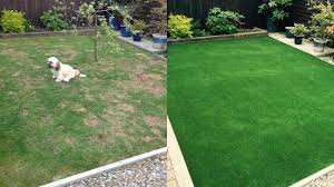when should you install artificial grass lion lawns