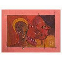 acrylic paintings original acrylic paintings on canvas novica