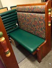 Restaurant Booths And Tables by Used Restaurant Booths Ebay