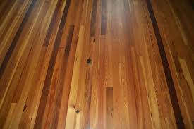 authentic pine flooring