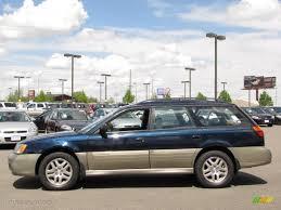 2000 subaru outback interior 2000 dark blue pearl subaru outback wagon 30367882 gtcarlot com