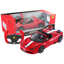 disney cars ferrari ferrari 458 red scale remote control car charles bentley