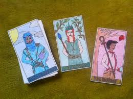 diy or die make your own tarot deck tarot