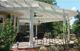 Lattice Patio Cover Design by Pergolas And Patio Covers Smart Renovations