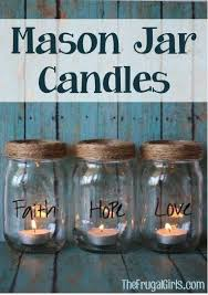 Mason Jar Candle Ideas Mason Jar Love Simple Layered Salads U0026 Other Fun Ideas U2013 In Mama