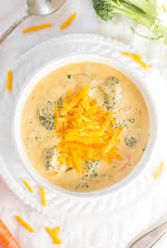 the best broccoli cheese soup better than panera copycat