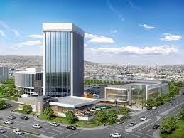 toyota headquarters torrance new two story 24 hour fitness coming to former del amo financial