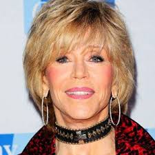 are jane fonda hairstyles wigs or her own hair 158 best jane fonda images on pinterest jane fonda hairstyles