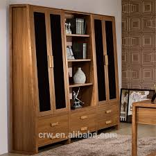 Wooden Bookcase With Doors Bookcase With Doors Bookcase With Doors Suppliers And