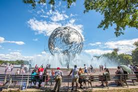 Queens Ny Zip Code Map by Flushing Meadows Corona Park