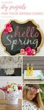 10 joyful spring diy projects for the home heart handmade uk