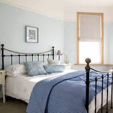 Blue Room Decor Simple Yet Blue Bedroom Walls