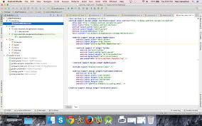 android file system after copying files in file system android studio doesn t