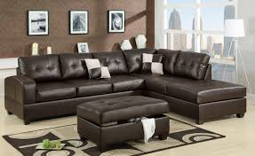 Sleeper Sofa Sectional With Chaise by Living Room Leather Sectional Sleeper Sofa With Recliners