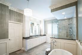 Double Vanity With Tower Master Bath That Features A Large Double Vanity With Tower